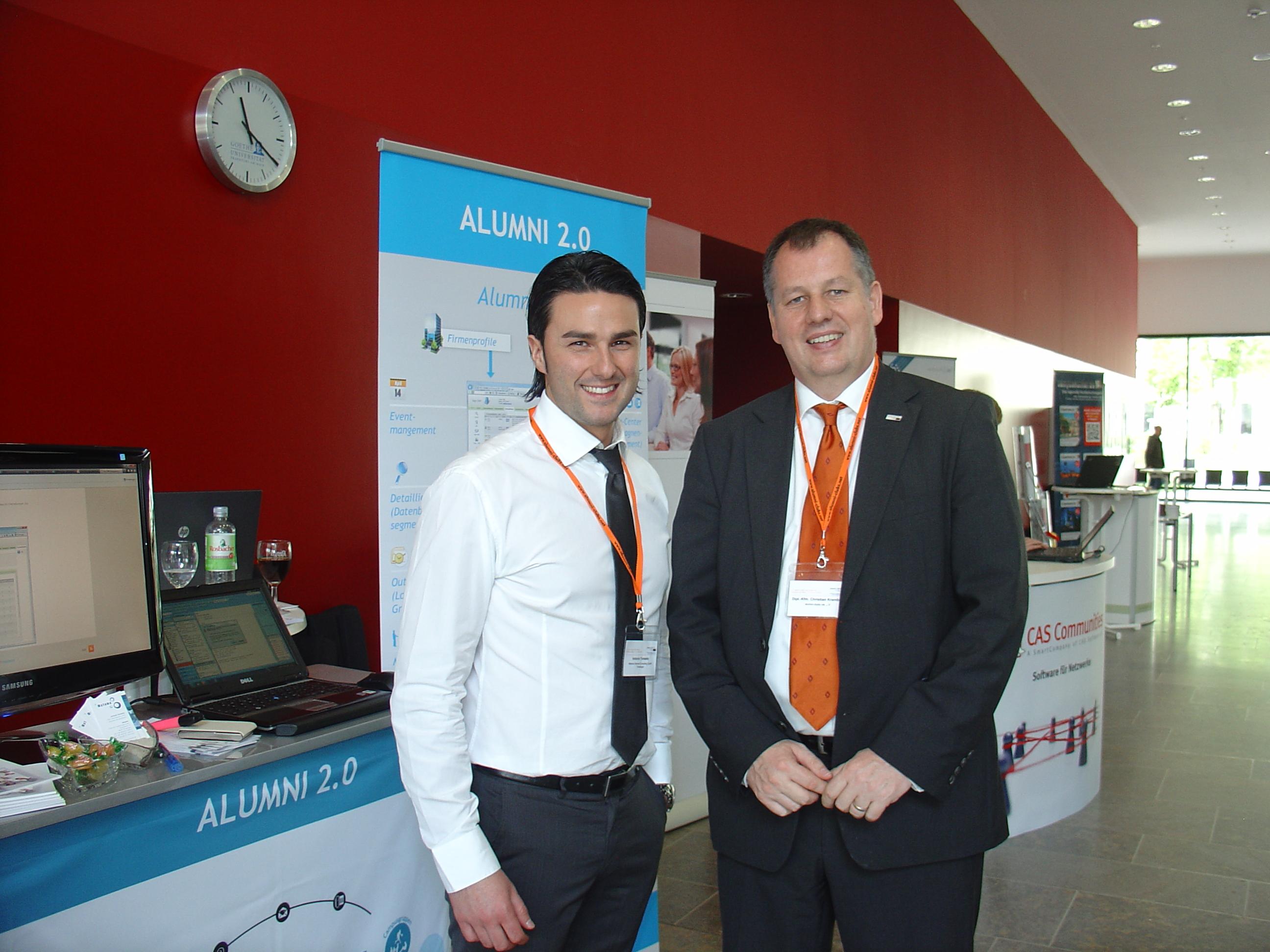 Alumni Konferenz 2012