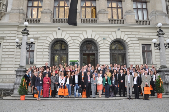 Alumni Konferenz in Graz Gruppenbild