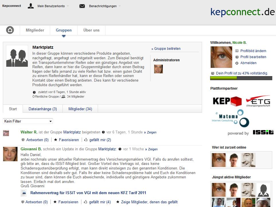 KepConnect